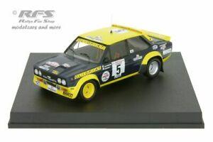 【送料無料】模型車 スポーツカー フィアット131 abarth darniche rallye tour de corse1977143 trofeu 1405fiat 131 abarth darniche rallye tour de corse 1977 143 tro