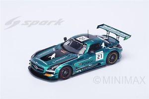 【送料無料】模型車 スポーツカー メルセデスベンツスパブラックファルコンスパーク