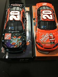 【送料無料】模型車 スポーツカー ロット2 tony stewart20072006holiday christmas sam bass 124ホームデポ2014lot 2 tony stewart 2006 2007 holiday christmas sam bass 12