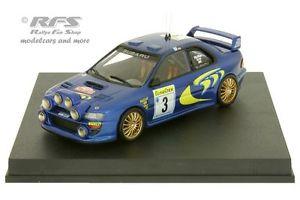 【送料無料】模型車 スポーツカー スバルimpreza wrcモンテカルロラリー1998コリンマクレー 143 trofeu 1125subaru impreza wrcmonte carlo rally 1998colin mcrae 143 trofeu 1125