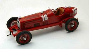【送料無料】模型車 スポーツカー アルファロメオp3ティポb montecarlo1934ケイローンrio4189 143モデルダイカストalfa romeo p3 tipo b montecarlo 1934 chiron rio4189 143 model diecast