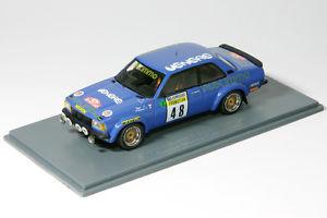 【送料無料 rally 1981neo】模型車 スポーツカー オペルアスコナサイズチームモンテカルロラリーネオ143 opel ascona bsize 45243 2team publimmomonte carlo rally 1981neo 45243, コホクチョウ:49a8be93 --- sunward.msk.ru