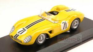 【送料無料】模型車 500 スポーツカー mesagonzalezmena フェラーリ#セブリングデラアートタイプferrari 500 trc type 71 27th sebring 1958 de la mesagonzalezmena 143 type art318 m, ナルコティーク:e3de2307 --- mail.ciencianet.com.ar