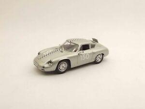 【送料無料】模型車 スポーツカー ポルシェabarthホッケンハイム1961fhahnl150143 be9468モデルダイカスト