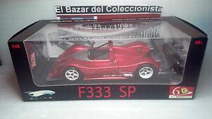 【送料無料】模型車 スポーツカー 118 ferrari f333 sp333エリート 3l050118 ferrari f333 sp 333hot wheels elite 3l050