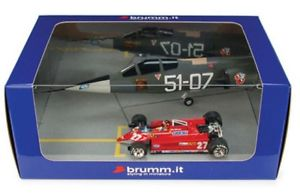 【送料無料】模型車 スポーツカー brumm a003 ferrari 2セットas31 ferrari143starfighterモデルbrumm a003 ferrari 2 car set as31 ferrari starfighter model set 143rd