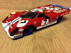 【送料無料】模型車 スポーツカー フェラーリチームスクーデリアルマンferrari 512m team scuderia filipinetti le mans 1971rare 120 rare see details