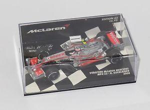 【送料無料】模型車 スポーツカー ボーダフォンマクラーレンメルセデスシーズンコバライネン143 vodafone mclaren mercedes mp423  2008 season hkovalainen