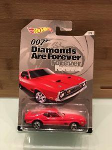 【送料無料】模型車 スポーツカー ホットホイールフォードムスタングマッハhot wheels71 ford mustang mach 1 007