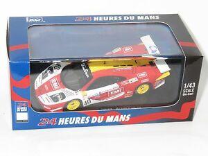 【送料無料】模型車 スポーツカー マクラーレンガルフチームダビドフルマン#143 mclaren f1 gtr gulf team david le mans 24 hrs 1998 40