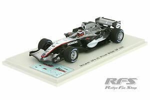 【送料無料】模型車 スポーツカー formula マクラーレンメルセデスモントーヤフォーミュライギリススパークmclaren mercedes mp420 143 montoya spark formula 1 british gp 2005 143 spark 4304, フレームワークス:5261510f --- sunward.msk.ru