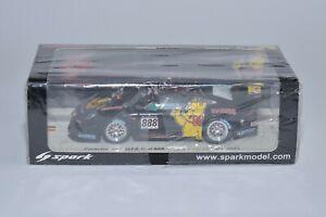 【送料無料】模型車 スポーツカー スパークポルシェグアテマラ#スパspark porsche 911 997 gt3 haribo 888 24h spa 2011 143 boxedmibsb025