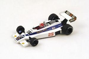 【送料無料】模型車 スポーツカー スパーク#フォーミュライアンアシュリーspark s2236 hesket 308e 25 formula 1 ian ashley 143