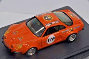 【送料無料】模型車 スポーツカー ルノーアルプスa110 jagermeister 143renault alpine a110 jgermeister 143
