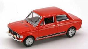 【送料無料】模型車 スポーツカー fiat 128 rally 1971 rossa rio 143 rio4219モデルfiat 128 rally 1971 rossa rio 143 rio4219 model