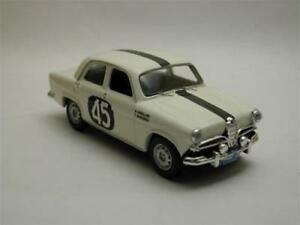 【送料無料】模型車 スポーツカー ダイカストアルファロメオジュリエッタツールドフランス1959 rio4150 143モデルalfa romeo giulietta tour de france 1959 rio4150 143 model diecast