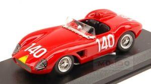 【送料無料】模型車 スポーツカー フェラーリ#タルガフローリオココアートアートferrari 500 trc 140 accid targa florio 1959 starrabbalo coco 143 art art312