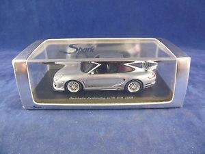【送料無料】模型車 スポーツカー スパークミニマックスs0707 2006ポルシェgembellaアバランチェgtr650scarce spark minimax s0707 2006 porsche gembella avalanche gtr 650 in silver