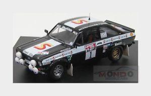 【送料無料】模型車 スポーツカー フォードシェルオイル#ラリースコットランドバタネンford escort mkii shell oils 1 rally scottish 1982 avatanen trofeu 143 tr1027