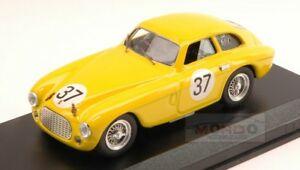 【送料無料】模型車 スポーツカー フェラーリクーペ#リタイヤニュルブルクリンクサイモンアートモデルアートferrari 166 mm coupe 37 dnf nurburgring 1950 ysimon 143 art model art308 mod