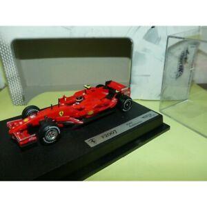 【送料無料】模型車 スポーツカー フェラーリグランプリライコネンferrari f2007 gp 2007 k raikkonen hotwheels 143