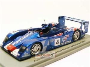 【送料無料】模型車 スポーツカー アウディルマンテストスパークモデルaudi r8 le mans test 2005 143 spark sp0670 model