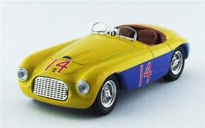 【送料無料】模型車 スポーツカー フェラーリ166mmspyderマールデルプラタ1950 menditeguy14143 art305 mferrari 166 mm spyder mar del plata 1950 menditguy 14 winner art 143