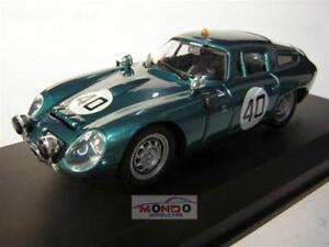 【送料無料】模型車 スポーツカー アルファロメオルマン#モデルalfa romeo tz1 le mans 1964 40 be9068 model