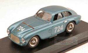【送料無料】模型車 スポーツカー フェラーリクーペアートモデルアートferrari 195 s coupe 724 winner mm 1950 marzottocrosara 143 art model art004