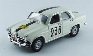 【送料無料】模型車 スポーツカー アルファロメオジュリエッタtiジginevra1963rio 143 rio4413モデルalfa romeo giulietta ti rally di ginevra 1963 rio 143 rio4413 model