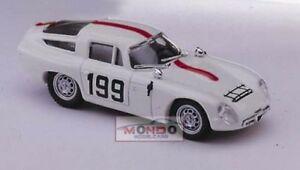 【送料無料】模型車 スポーツカー アルファromeo tz1 monza 1964 143be9116モデルalfa romeo tz1 monza 1964 143 best be9116 model