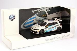 【送料無料】模型車 スポーツカー カップフォルクスワーゲンディーラーエディション143 vw scirocco iii rcup 2011 volkswagen rgmbh nr12 dealer edition oem