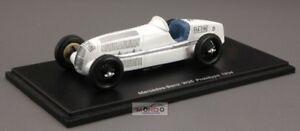 【送料無料】模型車 スポーツカー mercedes w 25 1934prototwhite w 143 spark spark 143 sp1039mercedes w 25 1934 prototwhite 143 spark sp1039, 高来町:5e751093 --- sunward.msk.ru