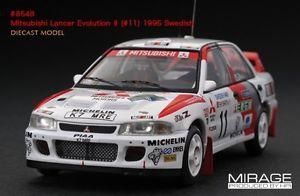 【送料無料】模型車 スポーツカー tommiメキネン ランサーevo 2 1995スウェーデンラリー143モデルhpi8548tommi makinen hpi 8548 mitsubishi lancer evo 2 1995 swedish rally 143 mode