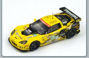 【送料無料】模型車 スポーツカー シボレーコルベットチームコルベットレーシング#ルマンスパークchevrolet corvette c6 zr1 team corvette racing 73 le mans 2012 spark 143 s3728