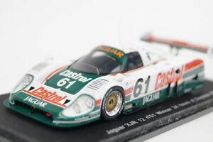 【送料無料】模型車 スポーツカー スパークジャガーデイトナ#143 spark s0750 jaguar xjr 12 daytona 24h winner 1990 61