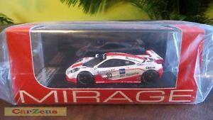 【送料無料】模型車 スポーツカー ミラージュマクラーレン#クリニックルマン143 hpi mirage, mclaren f1 gtr, 30, ueno clinic, 1996 le mans hpi 8262