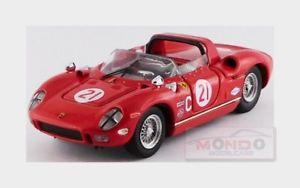 【送料無料】模型車 スポーツカー フェラーリ330pスパイダー21アメリカ1967クーパードレクサーart model 143 art368 mferrari 330p spider 21 road america 1967 cooper drexler art model 1