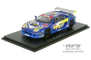 【送料無料】模型車 スポーツカー ルノールマングラハムレーシングスパークventuri 600lm renault 24h le mans 1995 graham racing 143 spark 2264