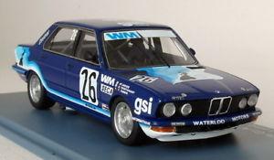 【送料無料】模型車 スポーツカー neo 1431982etccモデルカーbmw 528i gra wmneo 143 scale bmw 528i gra wm racing 2nd place spa 1982 etcc resin model car