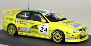 【送料無料】模型車 スポーツカー 143s0455アルファロメオ156 gta24 etcc2002balzanモデルカーspark 143 scale s0455 alfa romeo 156 gta 24 etcc 2002 balzan resin model car
