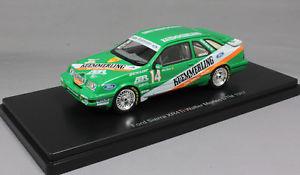 【送料無料】模型車 スポーツカー ネオモデルフォードシエラneo models ford sierra xr4ti dtm 1987 walter mertes 44300 143