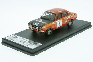 【送料無料】模型車 スポーツカー フォードエスコートラリーポルトガルラリー143 trofeu ford escort 1600 tc rally portugal 1971 143 rally tr rral 02