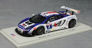 【送料無料】模型車 スポーツカー スパークマクラーレンローブレーシングツアーspark mclaren mp412c loeb racing gt tour 2013 pasquali amp; beltoise sf066 143