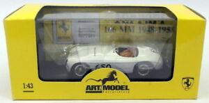 【送料無料】模型車 スポーツカー モデル143モデルカーart017ferrari 166 sミルmiglia 1950650art model 143 scale model car art017ferrari 166 smille miglia 1950 650