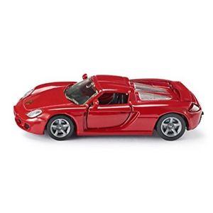 【送料無料】模型車 スポーツカー ポルシェカレラsiku porsche carrera gt 1001 1001