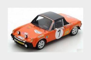 【送料無料】模型車 スポーツカー ポルシェクーペ#ラリーモンテカルロスパークporsche 9146 20l coupe 7 rally montecarlo 1971 waldegaard spark 143 s5582 mo