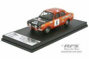 【送料無料】模型車 002 スポーツカー rally フォードエスコートラリーポルトガルford escort 1600 tc rral rally portugal 1971hillyarhughes 143 tr rral 002, 幻の酒:76c85736 --- sunward.msk.ru