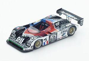 【送料無料】模型車 スポーツカー ポルシェ#ラルマンコラールスパークcourage c36 porsche elf 5 la filiere 7th le mans 1996 collard spark 143 s4707