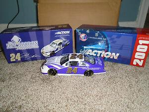 【送料無料】模型車 スポーツカー ジェフゴードン#モンテカルロスケールjeff gordon 24 foundation 2001 monte carlo 124 scale mib
